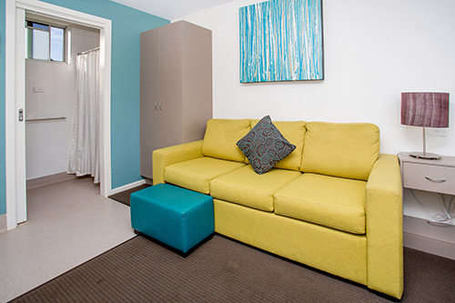Shearwater Units | Comfortable Couches